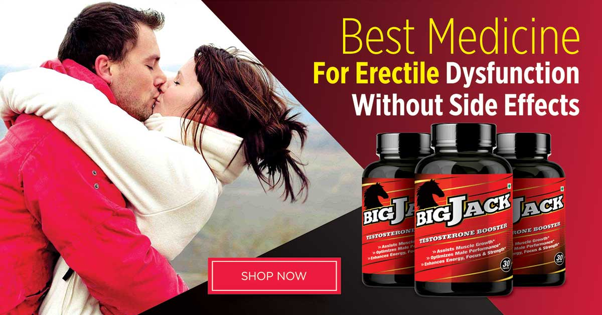 Rectify Erectile Dysfunction With Natural Testosterone Boosters