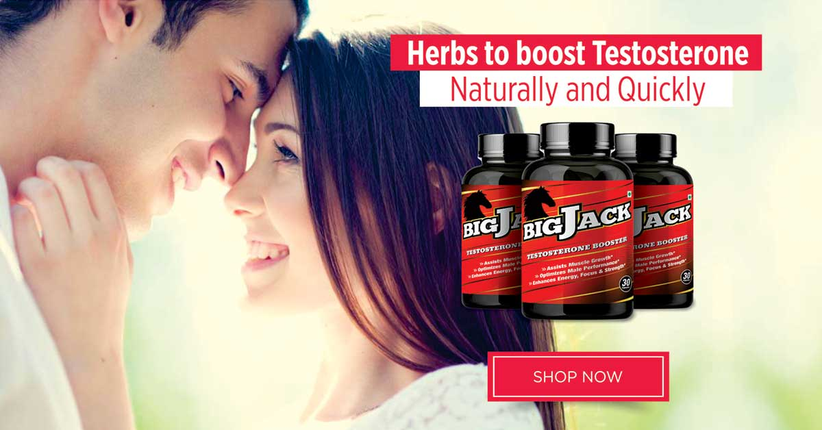 How Natural Testosterone Booster Is A Proven Way To Spike Sexual Performance?