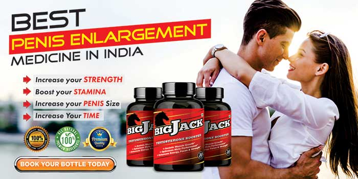 How BigJack Treats Sexual Health And Boosts Sexual Performance?