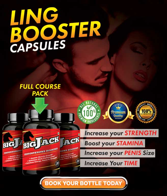 ling booster capsules for men