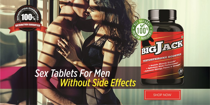 BigJack Sex Power Capsule For Satisfactory Sexual Performance