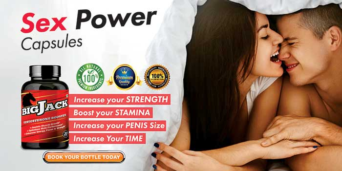 Improve Stamina & Sexual Power With Penis Enlargement Capsules