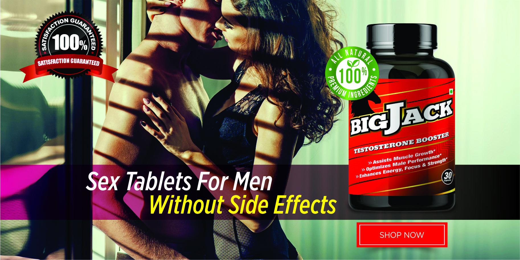 Enjoy Long Lasting Sexual Performance With Long Time Sex Capsules