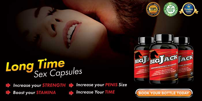 Male Enlargement Capsules For Astonishing Sexual Power And Unmatched Stamina