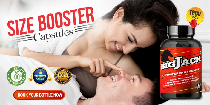 How Can You Help Your Partner Reach Orgasm With Size Booster Capsules?