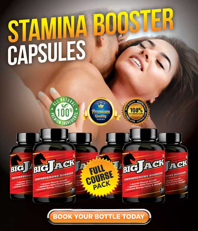 stamina booster for men