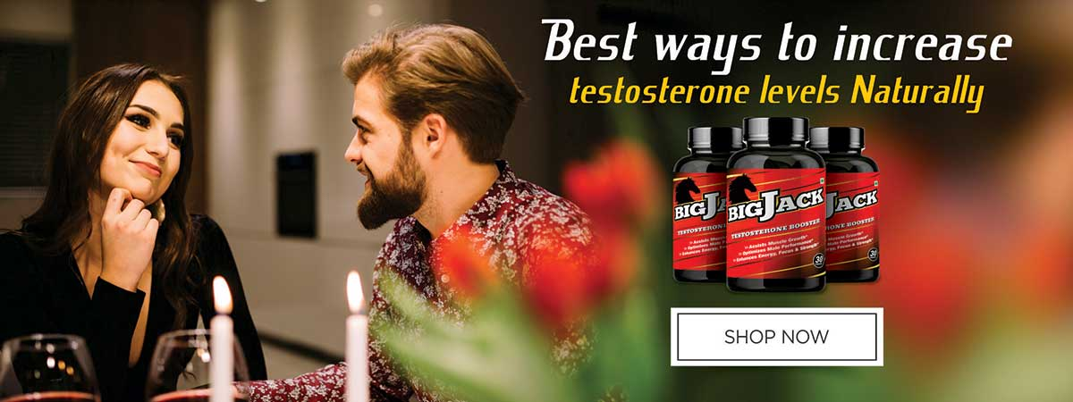 3 Effective Ways To Improve The Testosterone Production Naturally