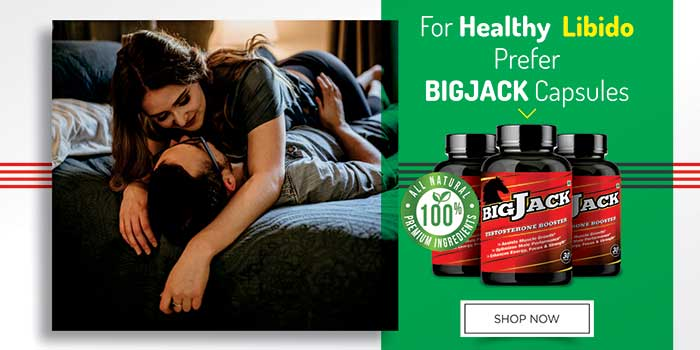How To Achieve Peak Orgasm With BigJack Libido Booster Capsules?