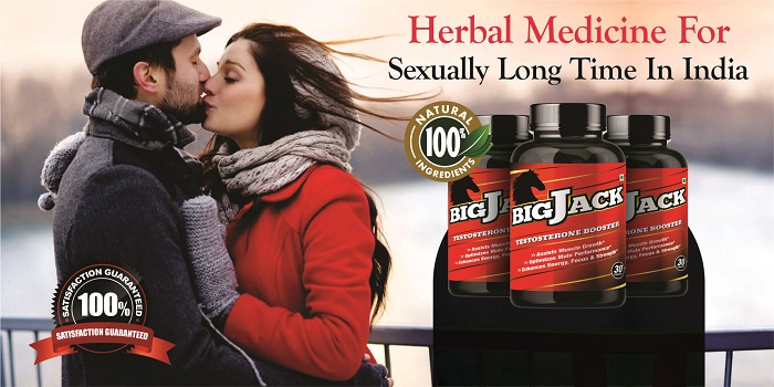 Use Bigjack Capsules To Enjoy Long Time Sex