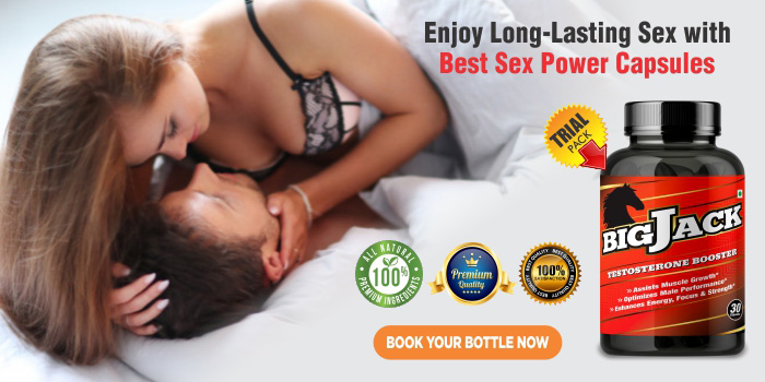 How Achieving Improved Sexual Life Goals Get Easier With Sex Power Capsules?