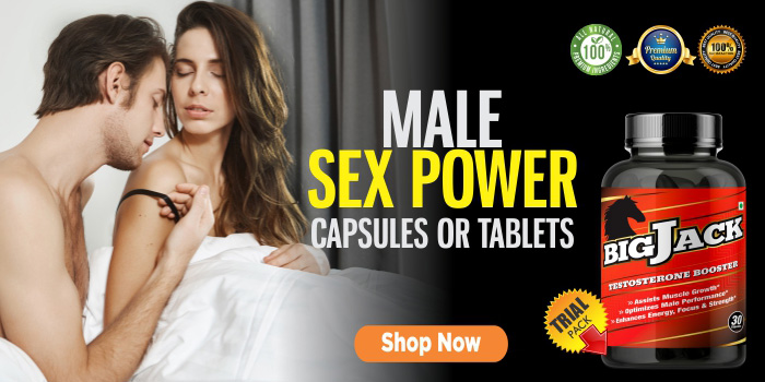 How Natural And Powerful Sex Power Capsules Gives Peak Sexual Performance?