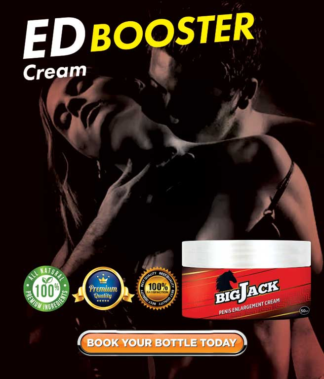 ED booster Cream