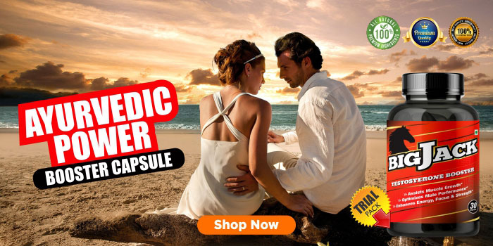 Enjoy The Infinite Happiness During Intimacy With Bigjack Capsules