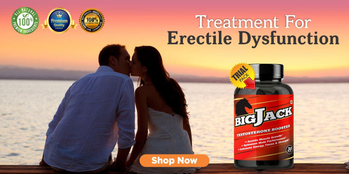 Natural Cure For Treating Erectile Dysfunction In Men