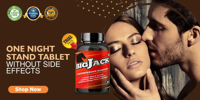 Bigjack- Clinically Proven Herbal Medicine For Sexual Problems