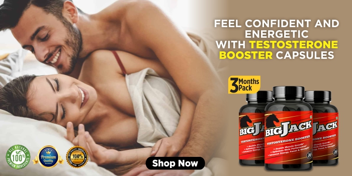 Feel Confident And Perform Better In Bed With Testosterone Boosting Supplements